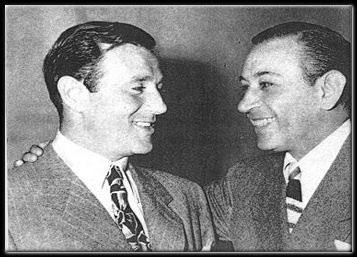 Owney Madden and actor George Raft