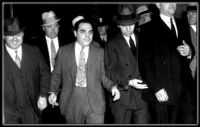 Lucky Luciano Arrested